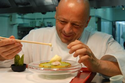 Thierry marx bient t une cole de cuisine besan on - What is a chef de cuisine ...