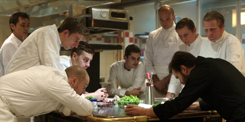 Le citrus etoile restaurant de la s rie chefs mon chef - Formation chef de cuisine ...